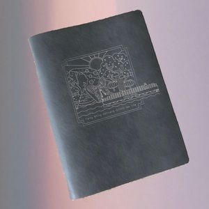 bogo 50% off ✰ grey calendar book/diary/journal